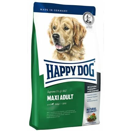 Happy Dog Super Premium Maxi Adult