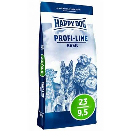 Happy Dog Profi Line 23 - 9,5 Basic