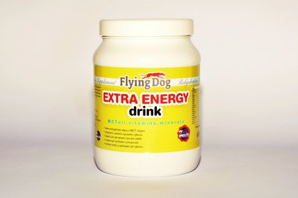 "Flying Dog ""Extra energy Drink"""