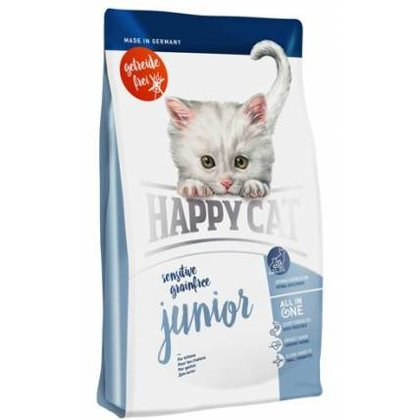 Happy Cat Sensitive Grainfree Junior (bezgraudu)