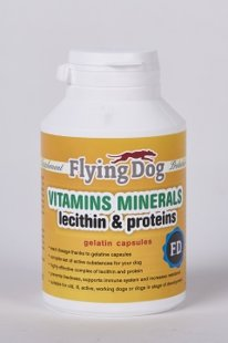 Flying Dog Vitamins & Minerals
