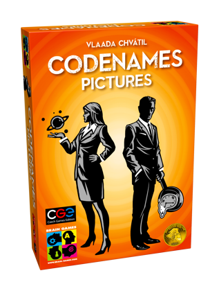 Brain Games Codenames Pictures