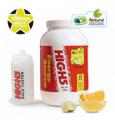 Dzēriens High5 Energy Source citrus