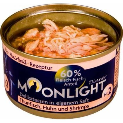 Moonlight Dinner Nr. 2 - tuncis/vista/garneles 80g