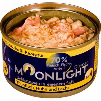Moonlight Dinner Nr. 4 - tuncis/vista/lasis 80g