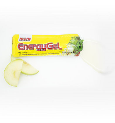 Želeja High5 Energy Gel ābolu 30ml