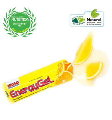 Želeja High5 Energy Gel apelsīnu 30ml