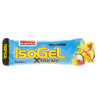 Želeja High5 IsoGel X'treme tropu 60ml