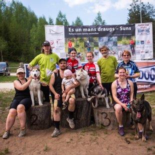Racedog Latvia komanda